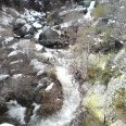 Río embravecido